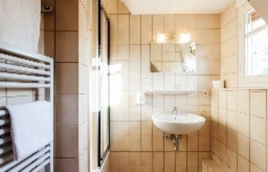 Gruener Baum Gasthaus-Merzhausen-Badezimmer