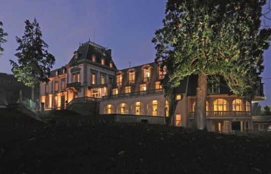 Hotel Restaurant Le H-Barr-Aussenansicht