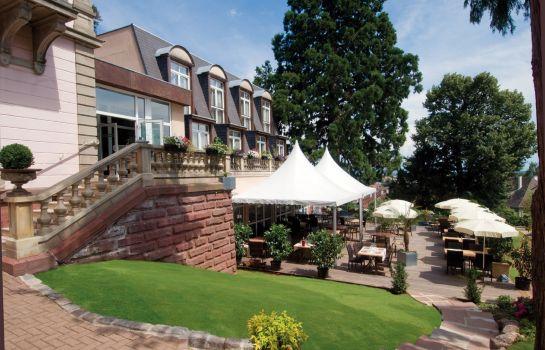 Hotel Restaurant Le H-Barr-Exterior view