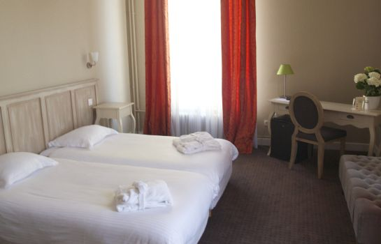 Hotel Restaurant Le H-Barr-Doppelzimmer Standard