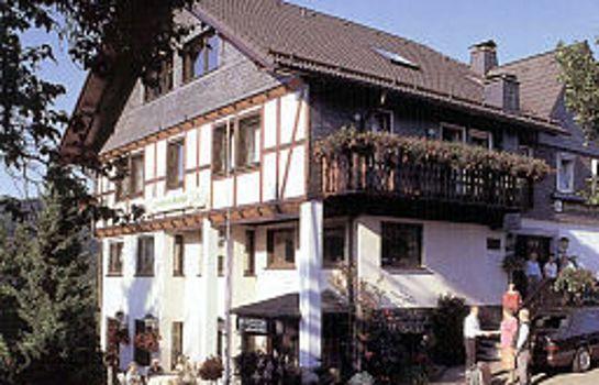 Zur Schönen Aussicht Restaurant Café Pension