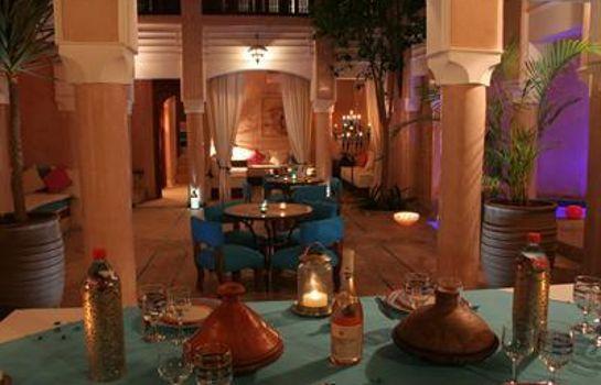 Riad Turquoise