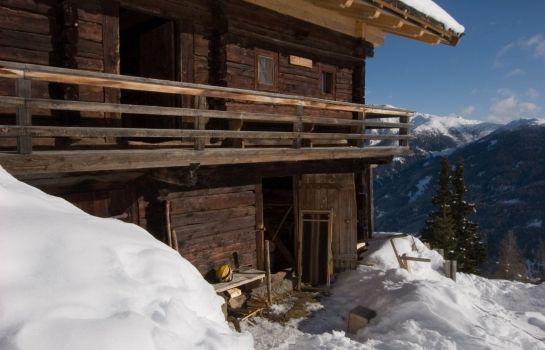Hofelet-Alm Hütte