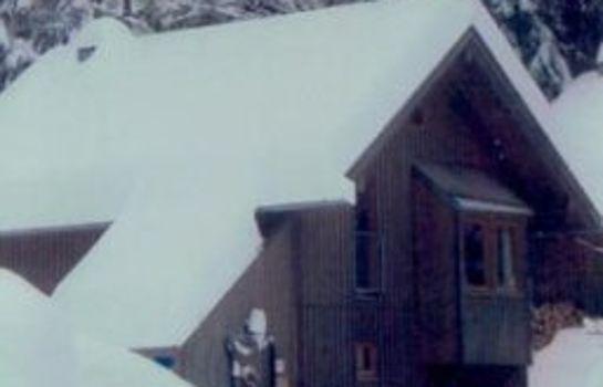 Almhütten Villen Kunterbunt Hütte