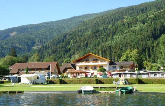 Fischerhof Glinzner direkt am Afritzer See Gasthof
