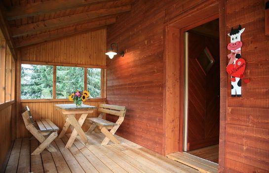 Alpine-Lodge Theresia Hütte