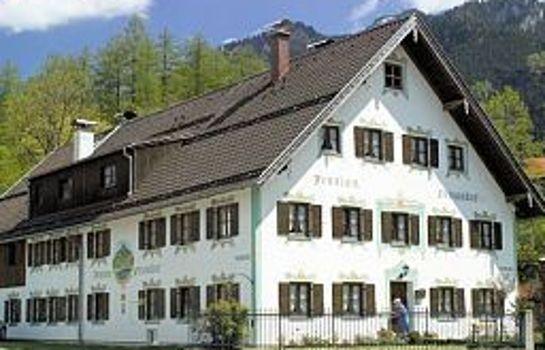 Oberammergau: Gästehaus Enzianhof Hotel Garni