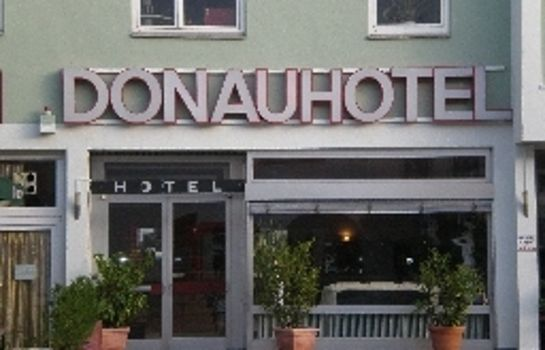 Neu-Ulm: Donauhotel Bed & Breakfast