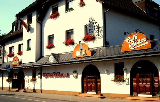 Kamen: In der Kaiserau Steakhaus/Hotel-Restaurant