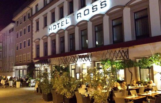 Schweinfurt: Ross Am Alten Postplatz