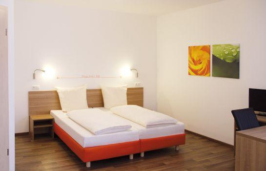 Neu-Ulm: Orange Hotel und Apartments