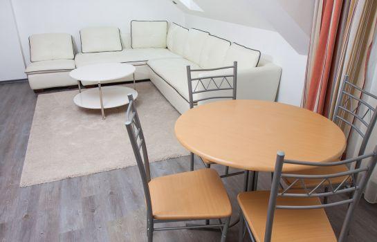 Garni & apartman hotel Albatros