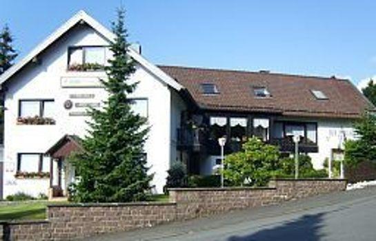Der Berghof Pension