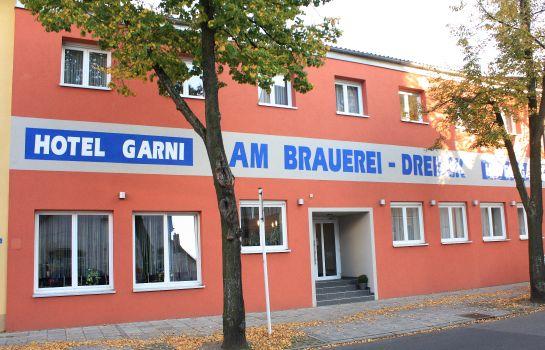 Bamberg: Am Brauerei-Dreieck