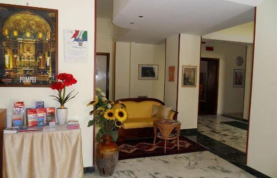 Hotel Astoria Pompei