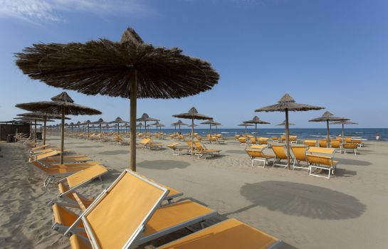 Regina Del Mare Resort-Calambrone Pisa-Strand