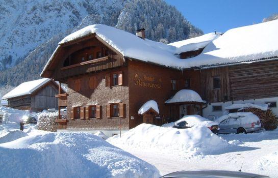 Bauernhof Haus Alpenrose