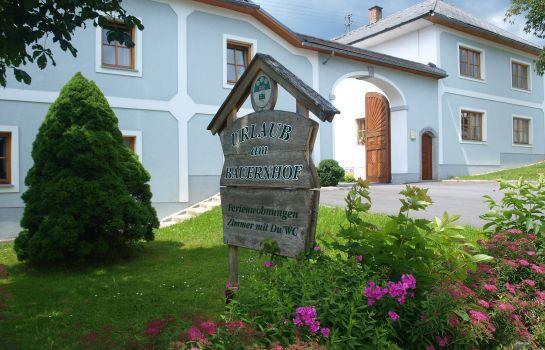 Bauernhof Ferienhof Streicher