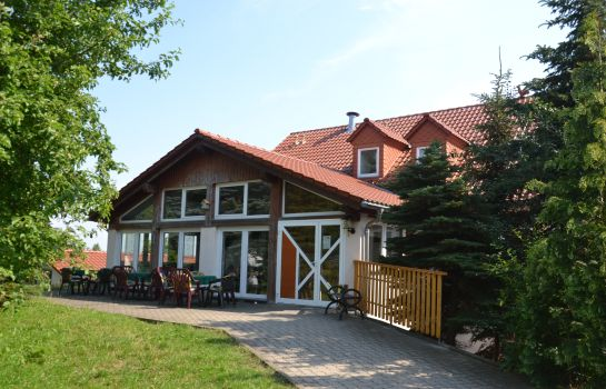 Regenbogenhof Rudelswalde Landhotel