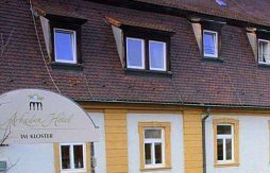 Bamberg: Arkadenhotel im Kloster