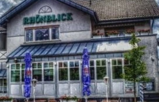 Petersberg: Rhönblick Landhotel - Restaurnat - Countrypub