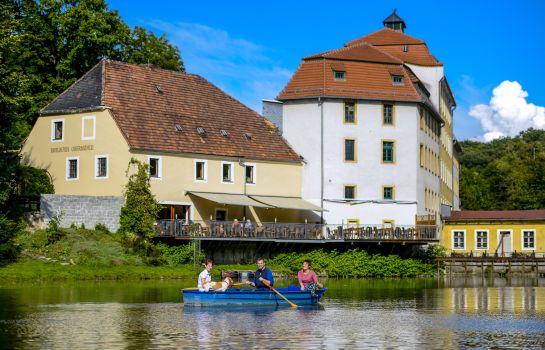 Görlitz: Obermühle Pension