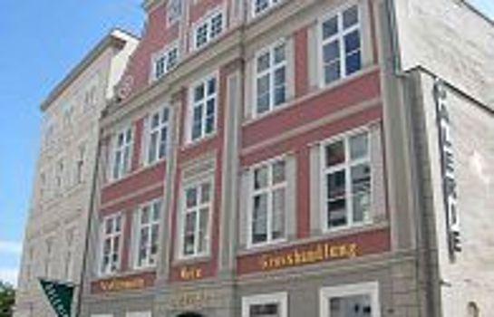 Stralsund: Haus Wullfcrona