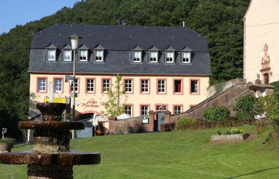 Altes Pfarrhaus Auw