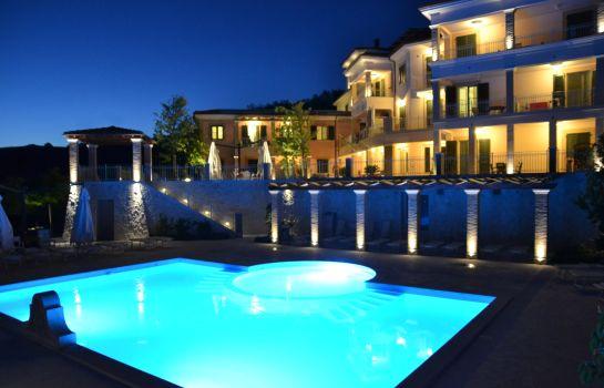 Hotel Holiday Via Amalfi Villa Rosa Te