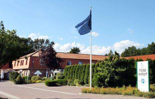 Neumünster: Hotel Wittorf