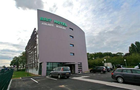 Brit Hotel Rennes Cesson - Atalante Beaulieu