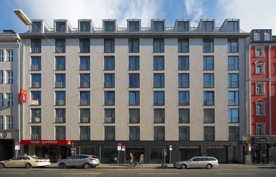 Bild des Hotels Aparthotel Adagio München City