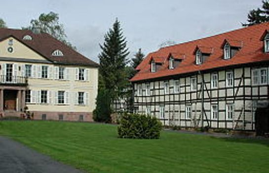 Kavaliershaus Schloss Bad Zwesten Kavaliershaus