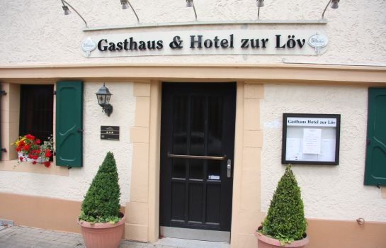 Zur Löv Gaststätte-hotel