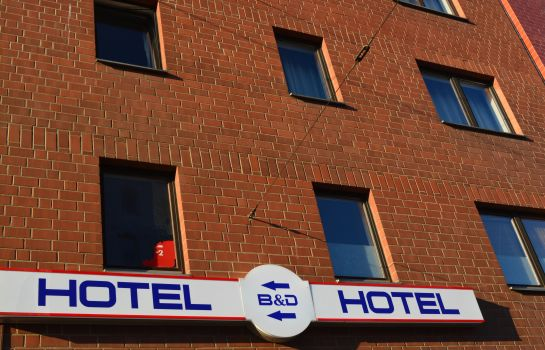 Hannover: B&D Hotel
