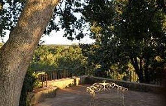 Locanda Ilune Luxury Farmhouse-Pitigliano-Garten