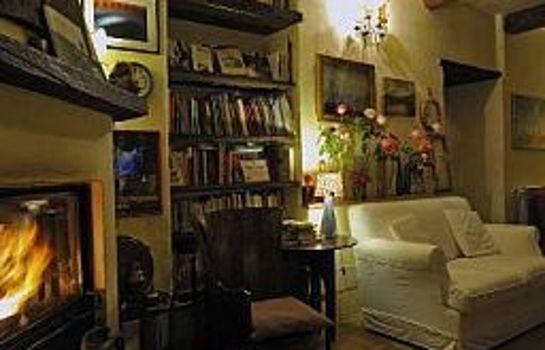 Locanda Ilune Luxury Farmhouse-Pitigliano-Hotelhalle