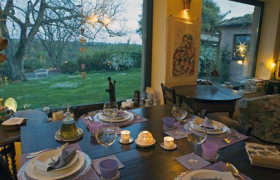 Locanda Ilune Luxury Farmhouse-Pitigliano-Innenansicht
