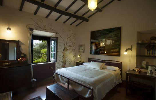 Locanda Ilune Luxury Farmhouse-Pitigliano-Double room standard