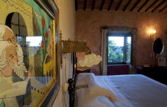 Locanda Ilune Luxury Farmhouse-Pitigliano-Doppelzimmer Komfort