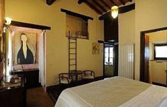 Locanda Ilune Luxury Farmhouse-Pitigliano-Standardzimmer