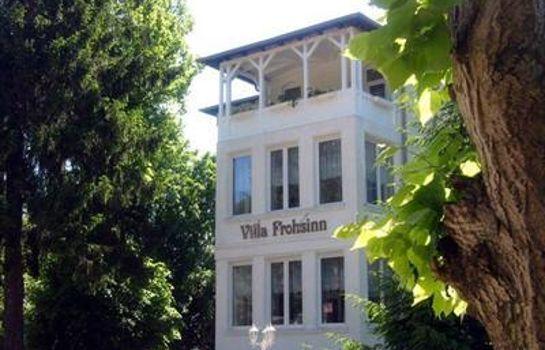 Pension Villa Frohsinn