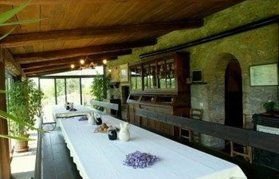 Azienda Agrituristica Le Macchie Alte-Manciano-Restaurant