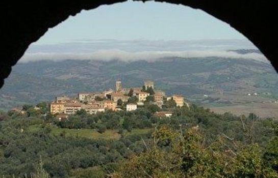 Azienda Agrituristica Le Macchie Alte-Manciano-Surroundings