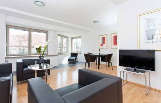 Büroma-Apart Suites Tempelhof