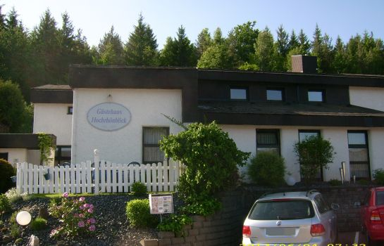 Hochrhönblick Gästehaus