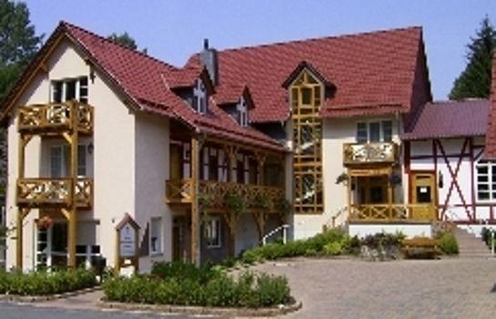 Nordhausen: Rüdigsdorfer Schweiz Pension