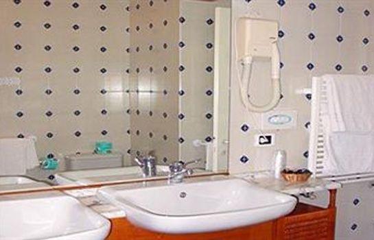 Hotel Yacht Club-Marciana Marina-Badezimmer