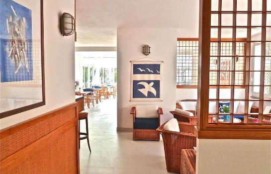 Hotel Yacht Club-Marciana Marina-Hotelhalle