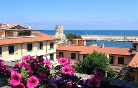 Hotel Yacht Club-Marciana Marina-Ausblick